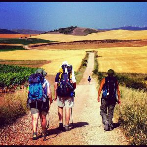 Courage and the Camino